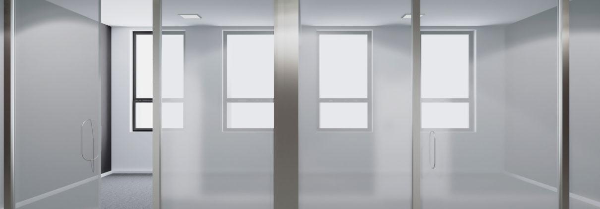 réparation ou remplacement de porte en verre